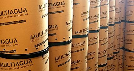 Barricas de Papelão para Embalagens